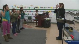 Program started in Venezuela bringing the gift of music to Winnipeg children