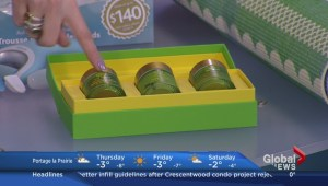 Liv Judd Soye shares holiday gift ideas on Global News Morning