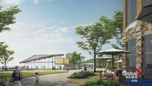 Kelowna council approves waterfront tourism centre