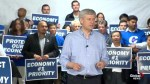 Harper: Conservatives lowering small business tax rate