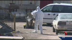 Suspected Princeton murderer testifies