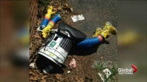 Will HitchBOT ride again after being destroyed by vandals