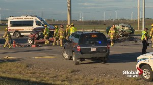 Fatal collision raises questions about barriers on Deerfoot Trail