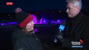 Interview with producer of Edmonton's Silver Skate Festival