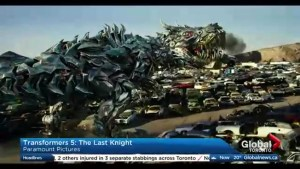 Is Transformers: The Last Knight worth the price of admission?