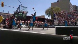 Team Saskatoon proud of its efforts at hometown FIBA 3×3 event