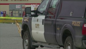 Eerie quiet in Timmins during armed standoff with man barricaded in Canadian Tire