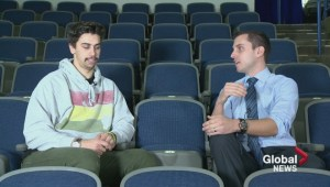 WATCH: Jack Haskins goes 1 on 1 with Connor Gay