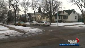Man charged with attempted murder after family almost run over