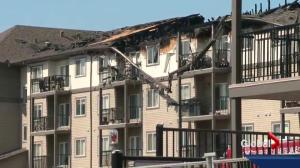 Clareview condo owners to return home to assess damage