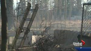 Alberta fire crews on high alert