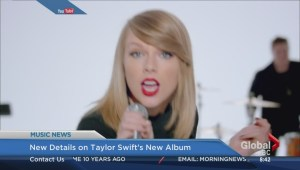 Music news with Dunner: Leonard Cohen, Taylor Swift releases