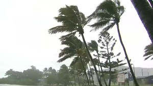 Australian residents begin evacuating ahead of cyclone