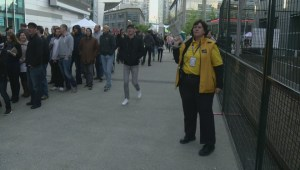 Mayhem surrounding BC Place as thousands left outside U2 concert