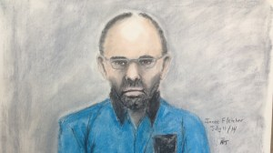 Douglas Garland re-arrested, questioned in connection to missing family