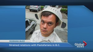 Strained relations with Pastafarians in B.C.