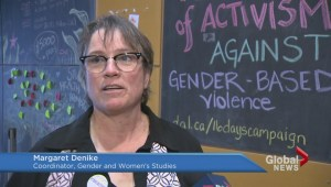 16 days of activism against gender violence