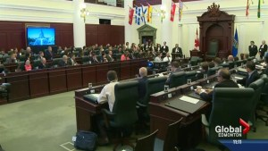 Legislature 101: Speaker shows new Alberta MLAs the ropes