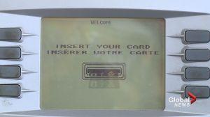 Warnings about card skimming