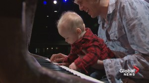 Backstage baby:  Calgary theatre enjoys having a little one as 'part of the team'