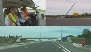 Highway 407 east set to open Monday after six-month delay