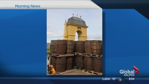 Rum returns to Louisbourg