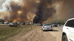 Fort McMurray wildfire: Emergency crews search fire zone, no casualties found