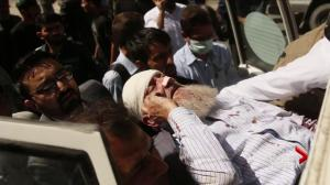Blast kills at least 90 in heart of Afghanistan's capital