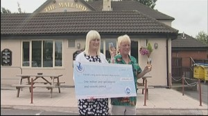 British couple win million pound lottery for second time