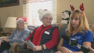 Kelowna employees trade in staff party for chance to spread holiday cheer