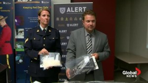 Extended: RCMP, ALERT on Red Scorpions arrest