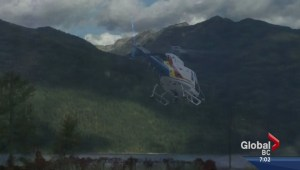 Situation in Slocan