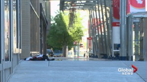 Calgary police seeing increase of random crimes in downtown core, including fatal stabbing