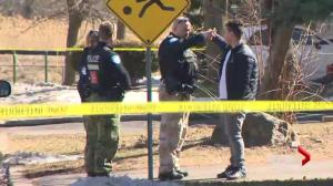 Pierrefonds-Roxboro police operation