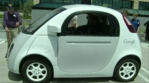 Google's two-seater driverless car to hit public roads this summer