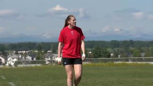 Rugby star Maria Samson playing in fathers honour