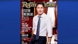 Justin Trudeau to grace the cover of Rolling Stone