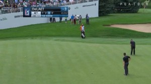 PGA TOUR:  BMW Championship 2nd Rd. Highlights