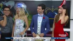 Fashion from The Queen's Plate