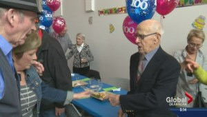 Milestone year for Okanagan man