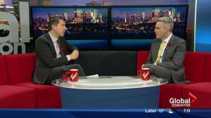 City councillor Walters on concerns over Edmonton and investment