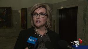 Alberta MLA gets security detail after receiving online threats