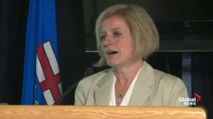 Rachel Notley: Our hearts are with the families who have fled Fort McMurray