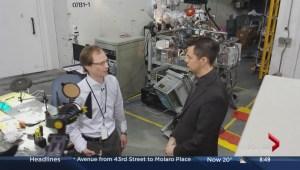 Synchrotron Matters – Uranium study