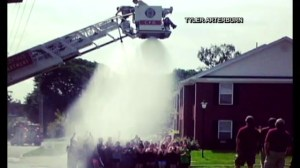 Two firefighters in Kentucky injured helping with Ice Bucket Challenge