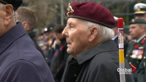 Quebec Remembrance Day