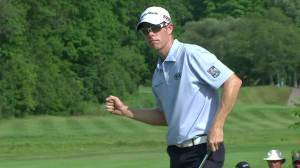 Canadian David Hearn leads RBC Canadian Open after 3 rounds