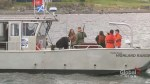 Prince William and Kate go on fishing trip off coast of BC