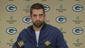Green Bay Packers QB Aaron Rodgers denounces fan who made anti-Muslim comment during moment of silence for Paris victims