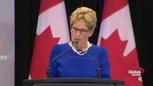 Thomson Reuters expansion proves Ontario leading innovation economy: Wynne